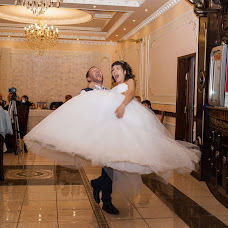 Wedding photographer Tatyana Bashkova (id94564288). Photo of 03.12.2016