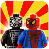 Spider Superheroes Jigsaw