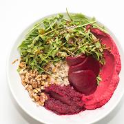 Vegan Quinoa Beet Bowl