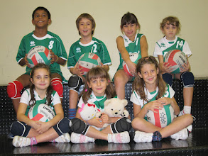 Photo: Vi presentiamo i più piccoli del Volley POSL