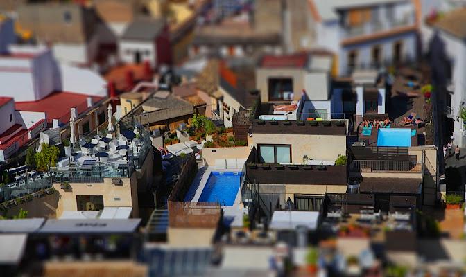 Los tejados de Sevilla di FZATOX