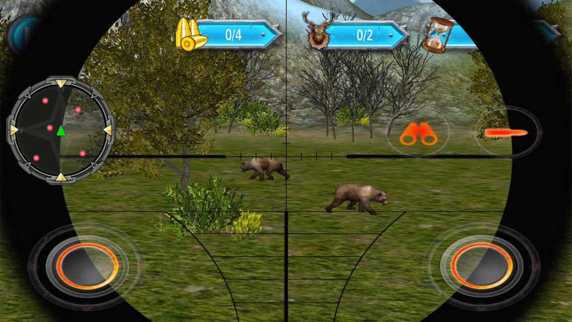 ANIMAL shooting game