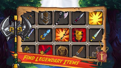 Forest Knight APK MOD (Astuce) screenshots 2