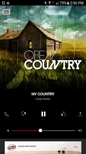 WFFN 95.3 THE BEAR - Tuscaloosa Country Radio - náhled
