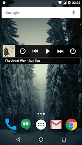 Audeum Audiobook Player screenshot 5