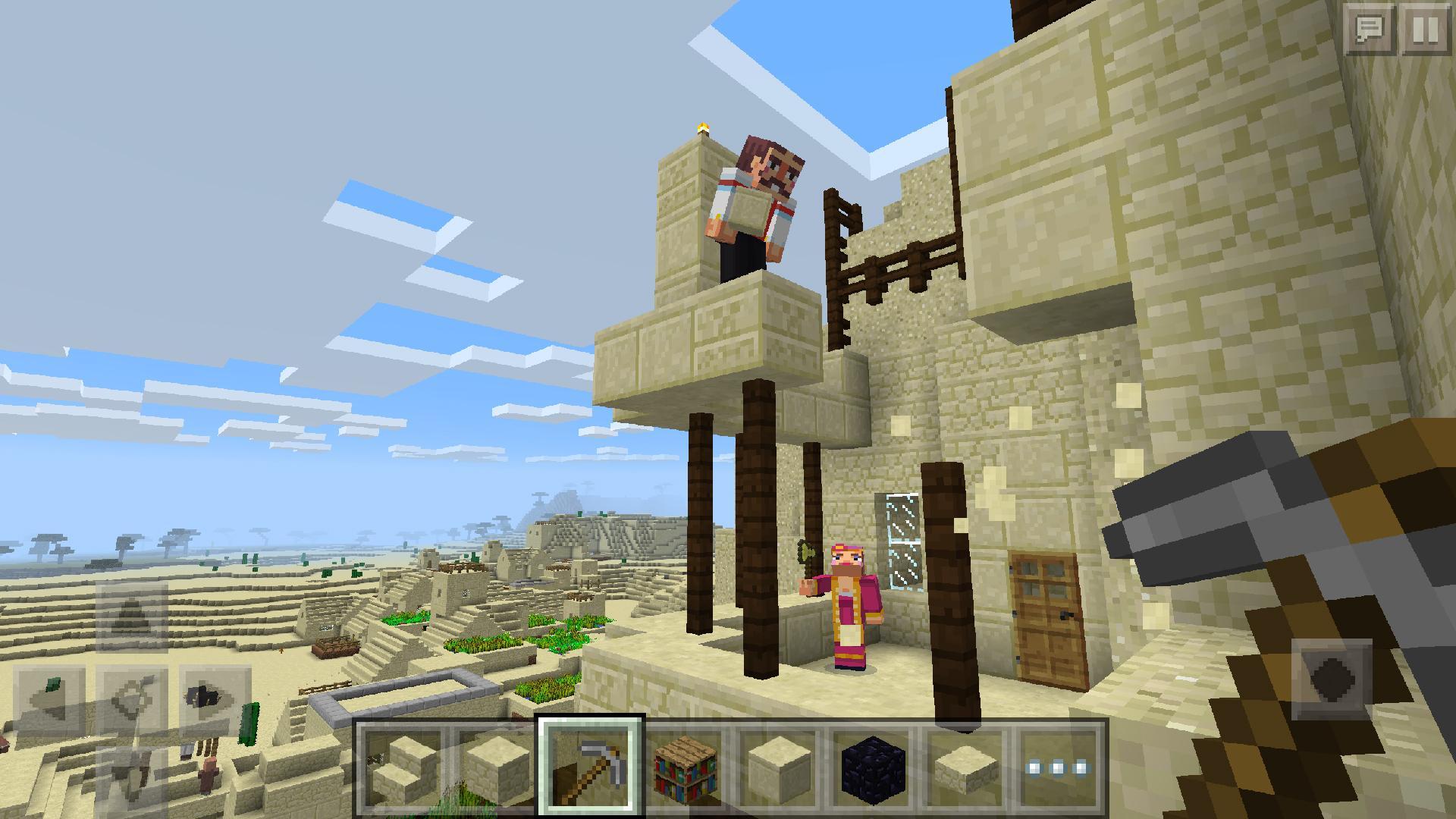 Minecraft: Pocket Edition screenshot #4