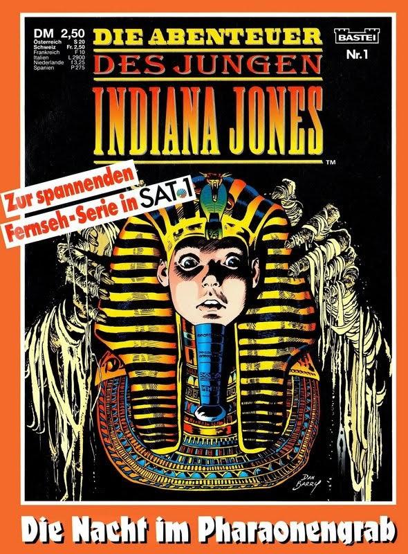 Die Abenteuer des jungen Indiana Jones (1993) - komplett