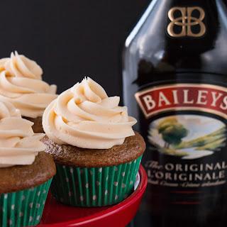 Baileys & Coffee Cupcakes.