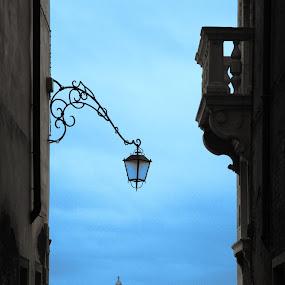streetlights by Sanja Dedić - City,  Street & Park  Historic Districts