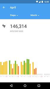 Runtastic Me: Daily Tracker v1.3.6