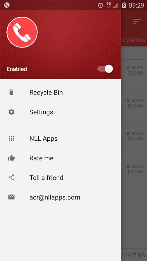 Call Recorder - ACR - screenshot