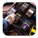 Guitar pedal effect Guide icon