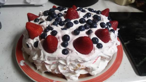 The Easiest 4th Of Jly Cake Recipe