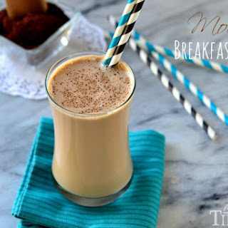Mocha Breakfast Shake.