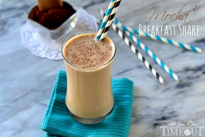 Mocha Breakfast Shake