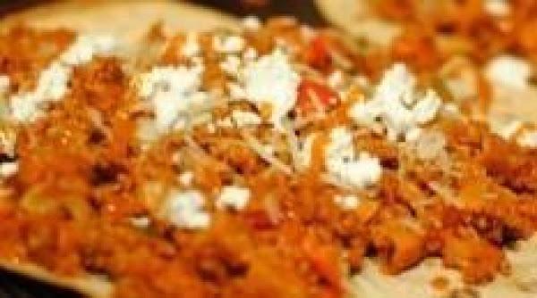 Chorizo Tostadas Recipe