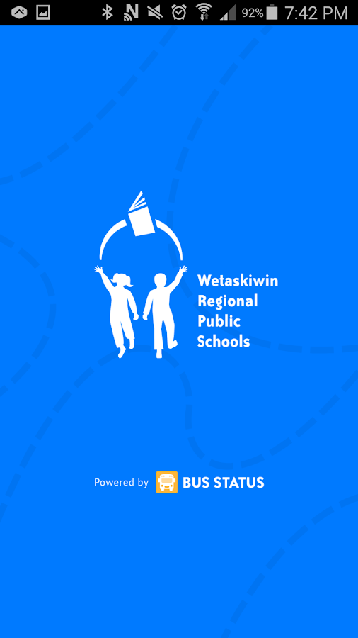 WRPS Bus Status- screenshot