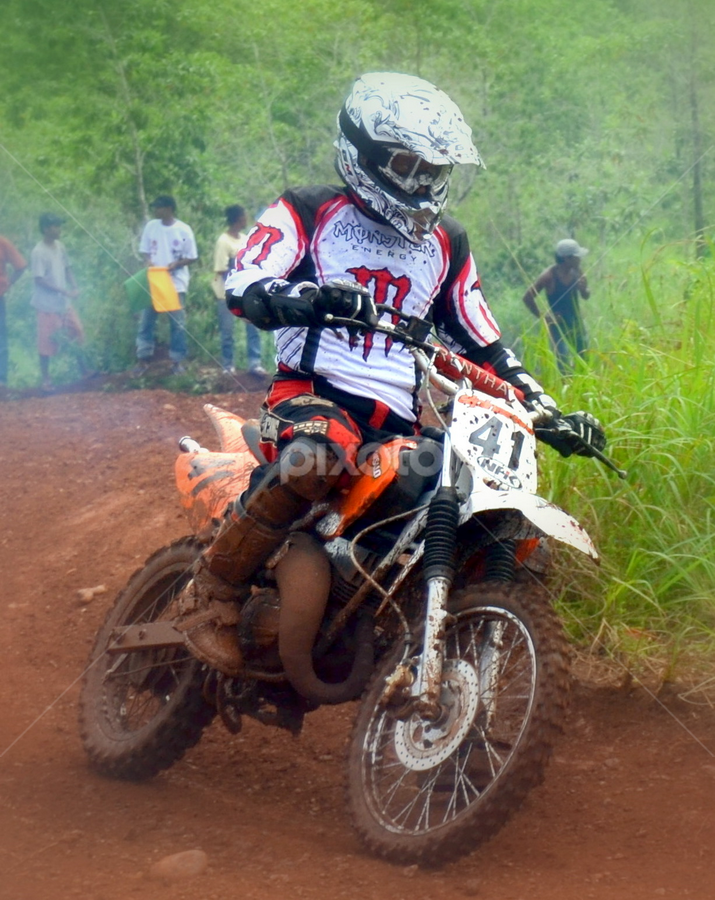 Moto Cross by John Andre - Novices Only Sports (  )