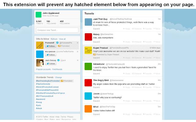 TwitterDemote
