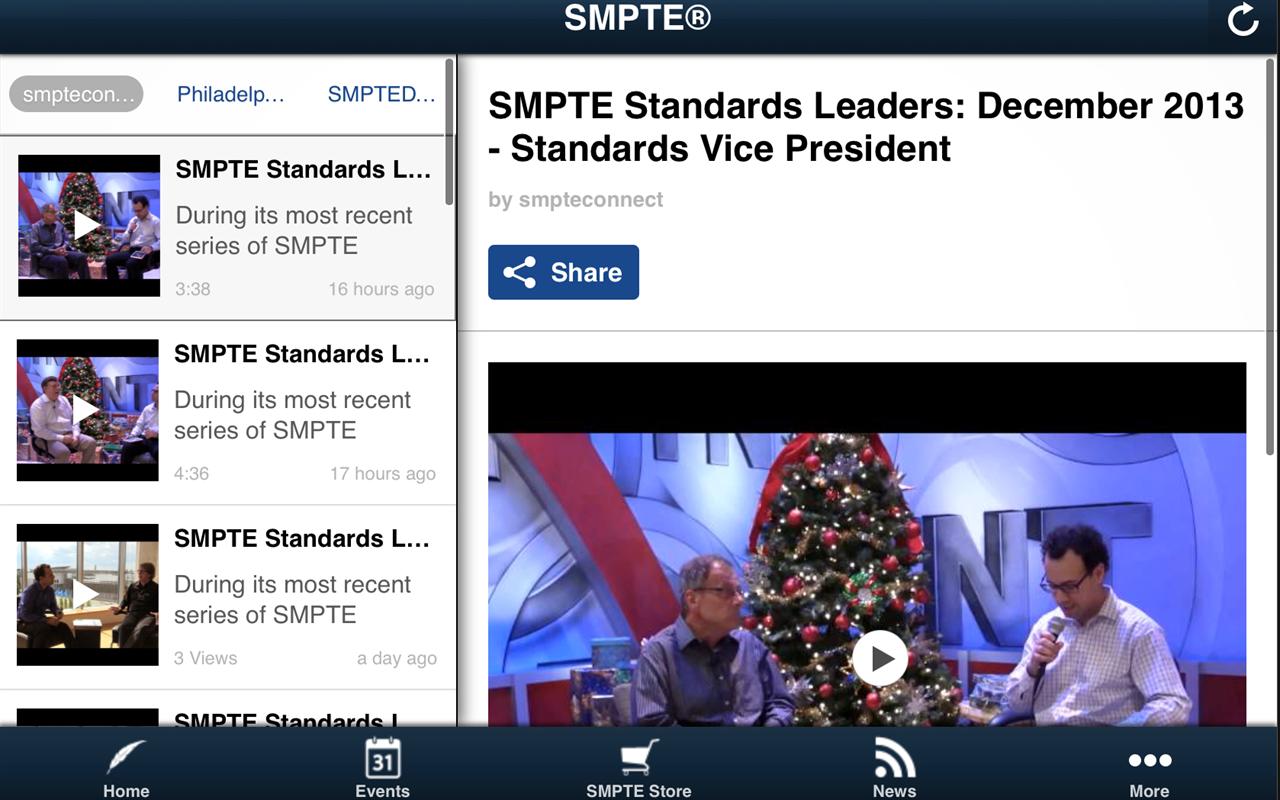 SMPTE- screenshot