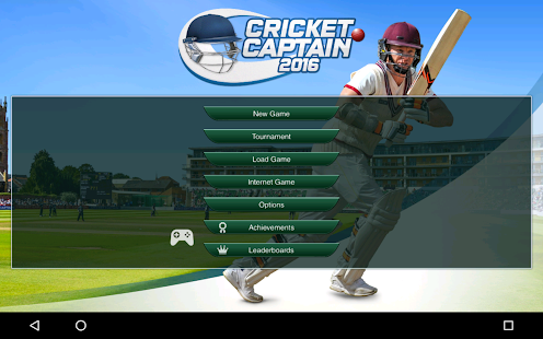 Cricket Captain 2016- screenshot thumbnail