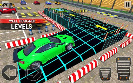 Sports Car parking 3D: Pro Car Parking Games 2020 apkdebit screenshots 5