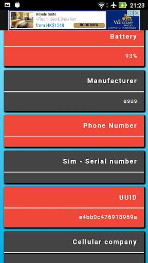 My device settings 4.0.5 screenshots 2