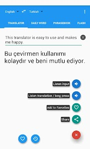 Turkish English Translator 6.9.1 (Premium)