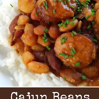 Cajun Beans & Rice