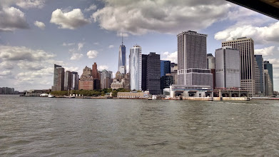Photo: Southern Tip of Manhattan (Battery Park)