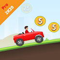 Mountain Racing Game - Mountain Climb icon