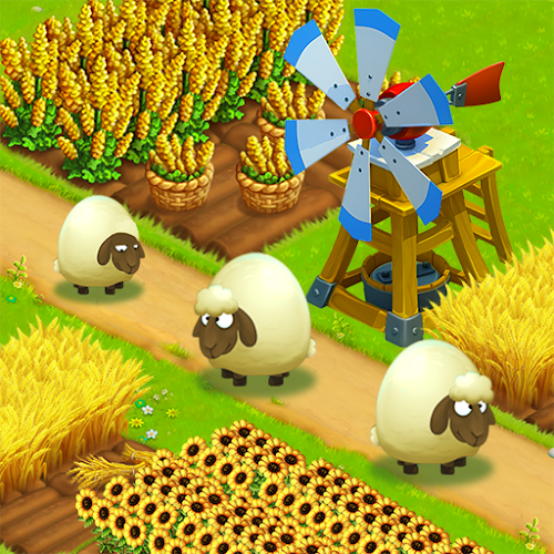 Golden Farm : Idle Farming & Adventure Game 1.44.42