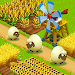 Golden Farm : Idle Farming & Adventure Game icon