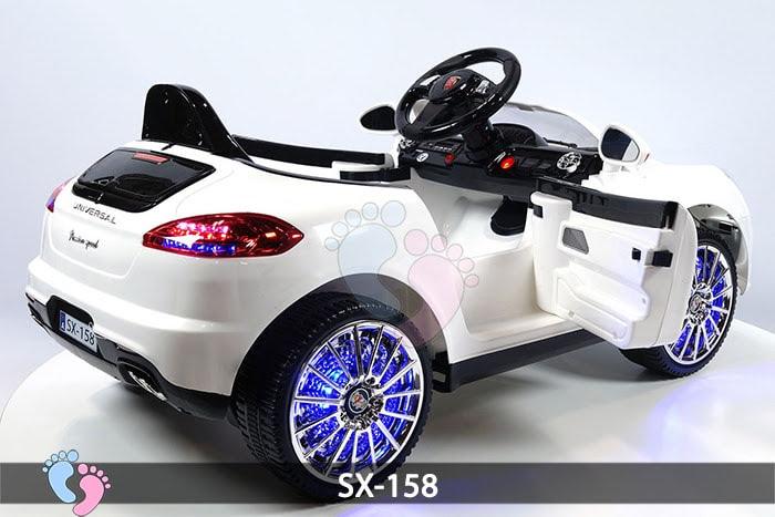 Xe hơi điện trẻ em Porsche SX-158 8