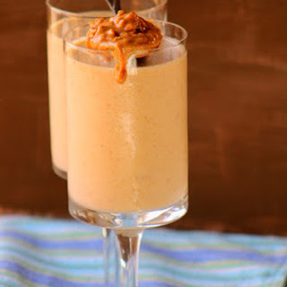 Peanut Butter and Banana Smoothie Recipe