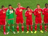 La Belgique accrochée à l'Euro U17
