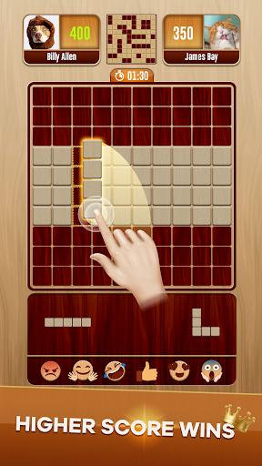 Woody Battle Block Puzzle Dual PvP 3.0.8 screenshots 2