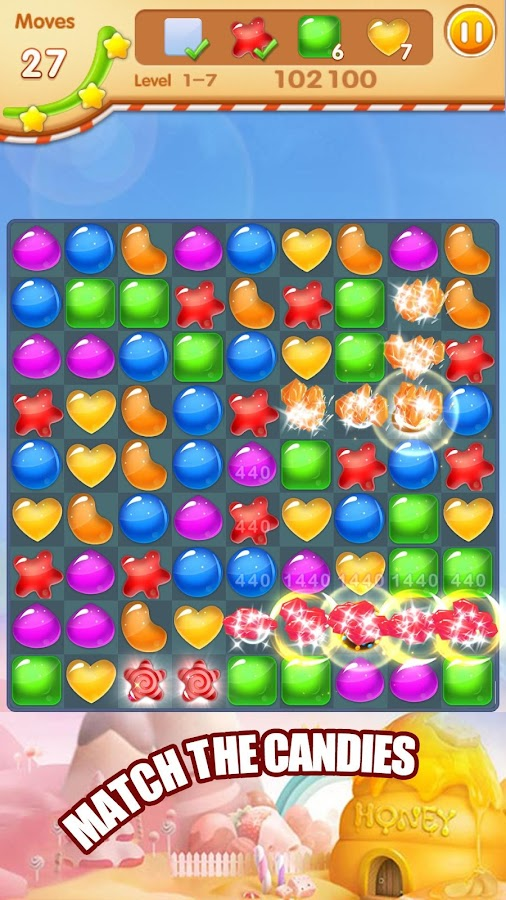 Fantasy Candy- screenshot