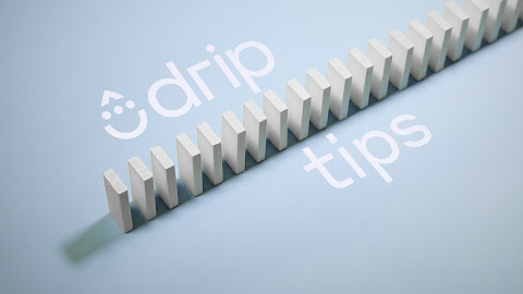 Drip Tip #2: How to Name Your Tags and Custom Fields (so They Aren't a Big Mess) Cover Image