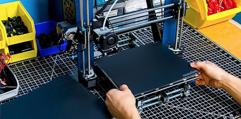 BuildTak being seated on a printer bed plate