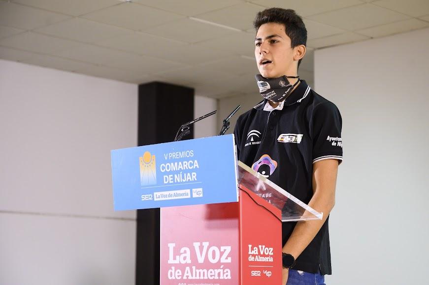 Francisco Manuel Puertas, Premio Deporte.