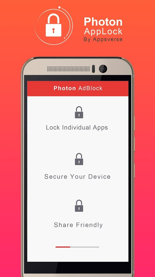 Photon AppLock- screenshot