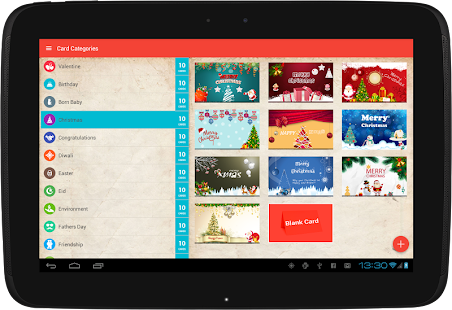 E-Cards- screenshot thumbnail