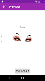 Download Draw Eyes Step By Step Free