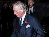 Prince Charles watches Poldark
