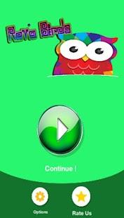 Angry Owl - náhled