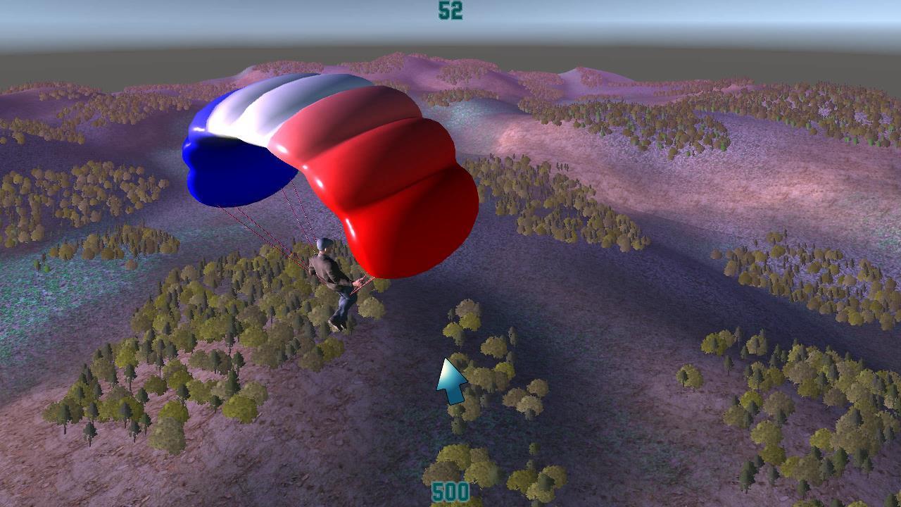 Симулятор Полета На Параплане Играть