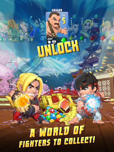 Puzzle Fighter 2.3 screenshots 14