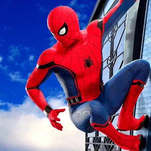 Amazing Spider SuperHero: Super Spider Hero Game