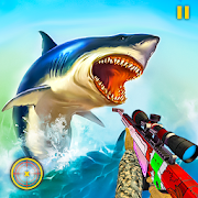 Shark Hunting: Animal Shooting Games